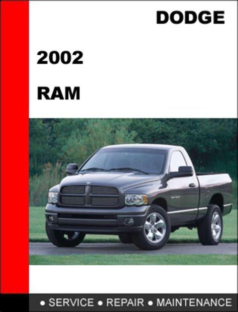 car repair manuals online free 2002 dodge ram 1500 security system dodge ram 2002 workshop factory service repair manual download ma