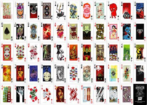 make deck of cards design a deck of cards deck design and ideas