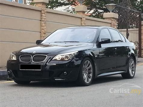2007 Bmw 525i by Bmw 525i 2007 Sports 2 5 In Penang Automatic Sedan Black