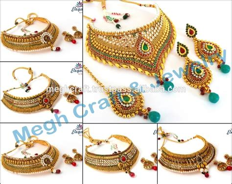 metal wholesale india indian bridal churi set metal bangles set