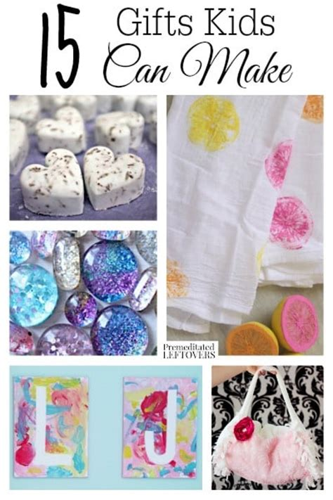 toddlers can make 15 gifts can make easy handmade gift ideas