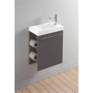 meuble vasque toilette