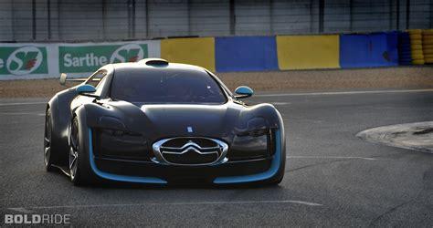 Citroen Supercar by 2010 Citroen Survolt Concept Supercar Supercars C