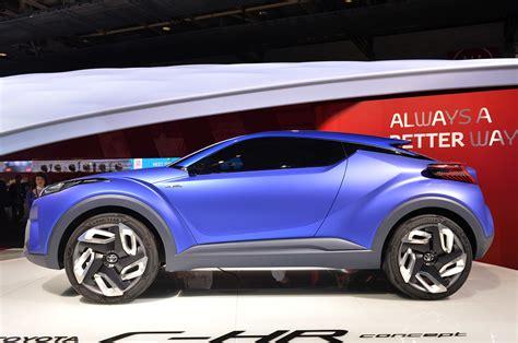 Toyota C Hr Concept by Toyota C Hr Concept 2014 Photo Gallery Autoblog