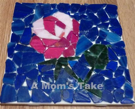 mosaic tile craft projects mosaic projects a s take