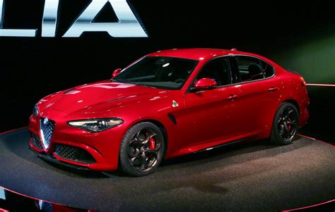 Alfa Romeo by Alfa Romeo Giulia Qv With 510ps Official Details And High