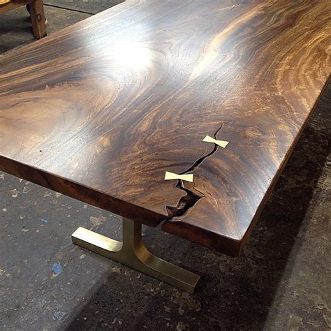 slab dining table custom slab tables live edge coffee tables in san diego ca