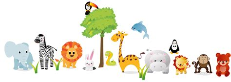 How To Apply Wall Stickers cute zoo animals wall stickers totally movable buy now