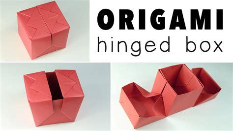 how to make origami containers image gallery origami box