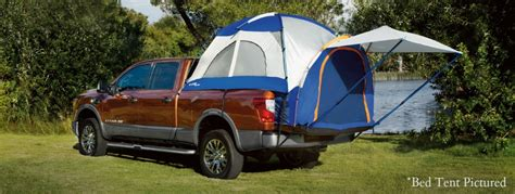 Nissan Titan Tent by New Nissan Titan Xd Accessories Available