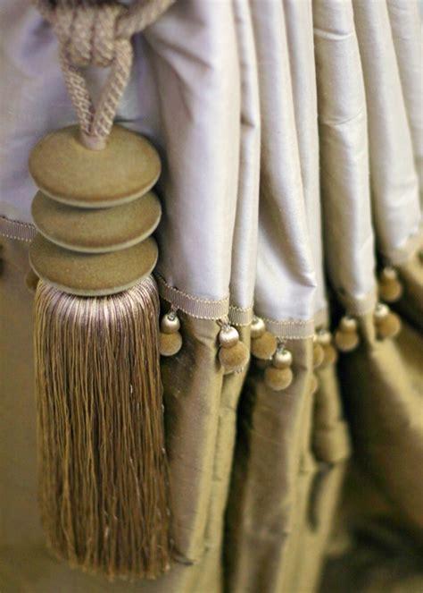 curtain trimmings silver river tiebacks and trimmings