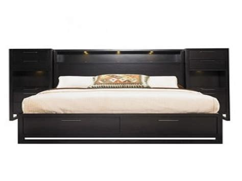king headboard with shelves lighted bookcase headboard king bookcase headboard