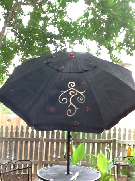 paint patio umbrella 17 best images about patio umbrella painted on