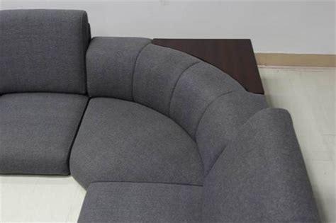 l shaped sofa table l shaped sofa table us canada l shape sofas in light grey