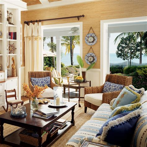 key west style home decor key west living room with blended furnishings key west