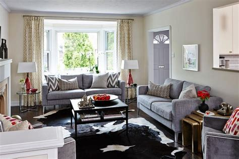 living room windows 20 beautiful living room designs with bay windows