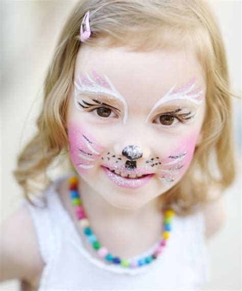 children s painting ideas cat makeup ideas makeup
