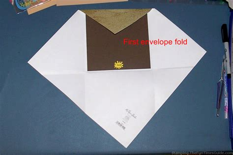 how to make envelope for cards how to make a themed sand castle card with matching