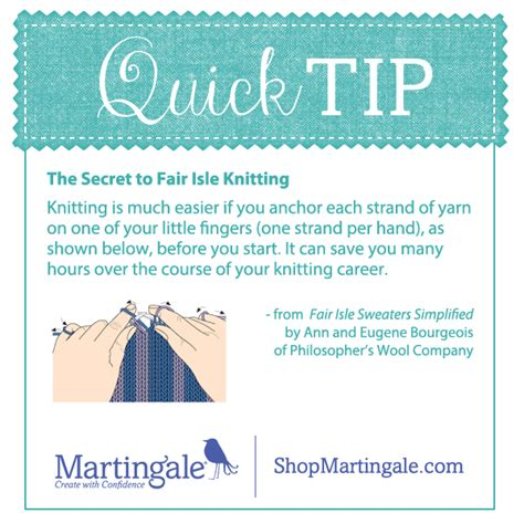 how to start fair isle knitting knitting tip for easy fair isle knitting stitch this