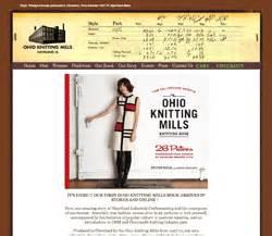 ohio knitting mills knit buddies august 2010