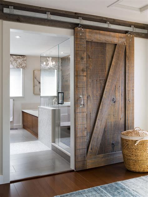 barn bathroom door the diy sliding barn door ideas for you to use
