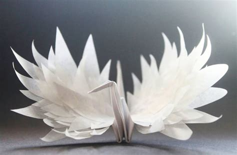 origami beautiful beautiful paper folding cranes by origami enthusiast