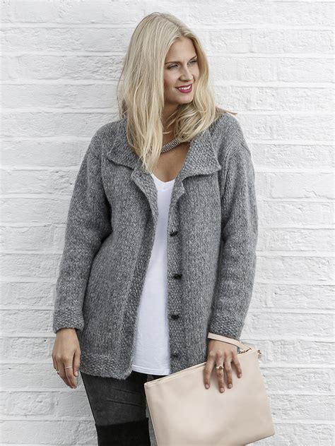 chunky knit sweater pattern chunky cardigan pattern knit rowan