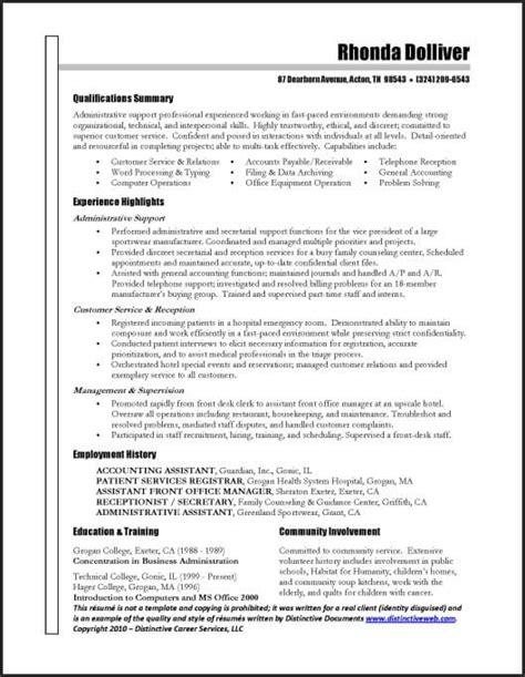 grafton blog examples of resumes