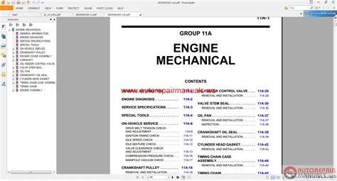 free online car repair manuals download 2008 mitsubishi eclipse windshield wipe control mitsubishi mirage 2015 workshop manual auto repair manual forum heavy equipment forums