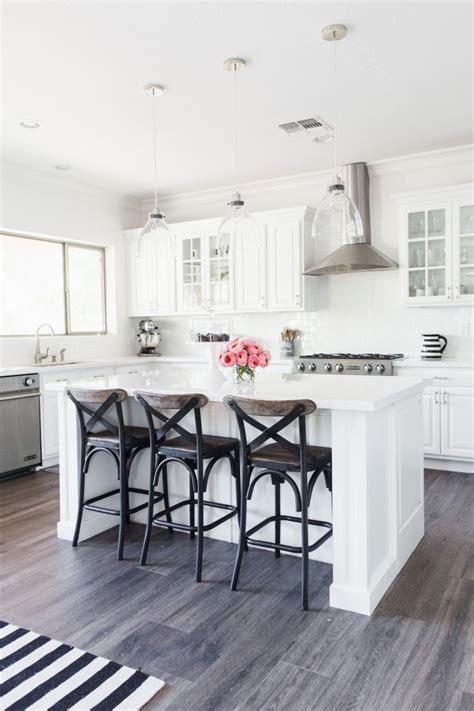 white kitchens with floors best 25 grey hardwood ideas on grey hardwood