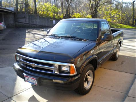 old car repair manuals 1999 chevrolet s10 electronic toll collection 1994 chevrolet s 10 pickup pictures information and specs auto database com