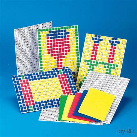 foam craft kits for mitzvah foam mosaic craft kit