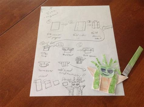 Sf Brioboy1s Kit Fisto And Mace Windu Instrux Origami Yoda