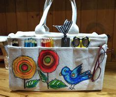 acrylic paint on a canvas bag 1000 ideas about painted canvas bags on