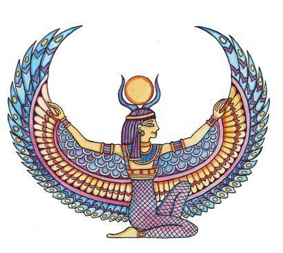 isis goddess tattoos google search tattoo design
