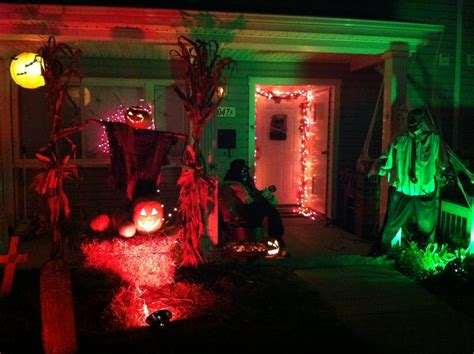 ideas scary ideas outdoor decoration ideas to make your