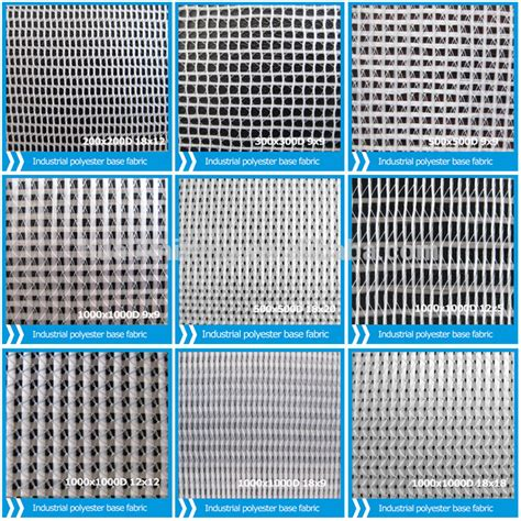 types of warp knitting weft warp knit fabric for lamination and coating