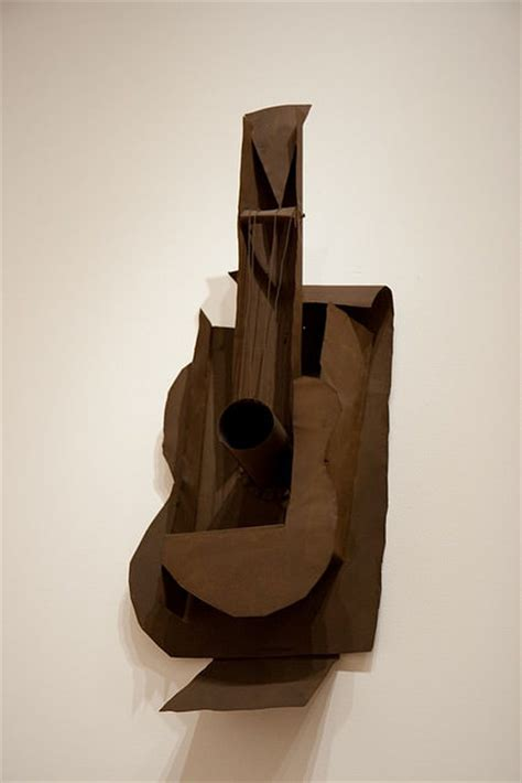pablo picasso paintings guitar guitar 1914 by pablo picasso