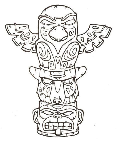 25 unique native american totem poles ideas on pinterest