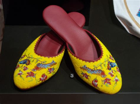 beaded shoes national textile museum beaded shoes malaysia