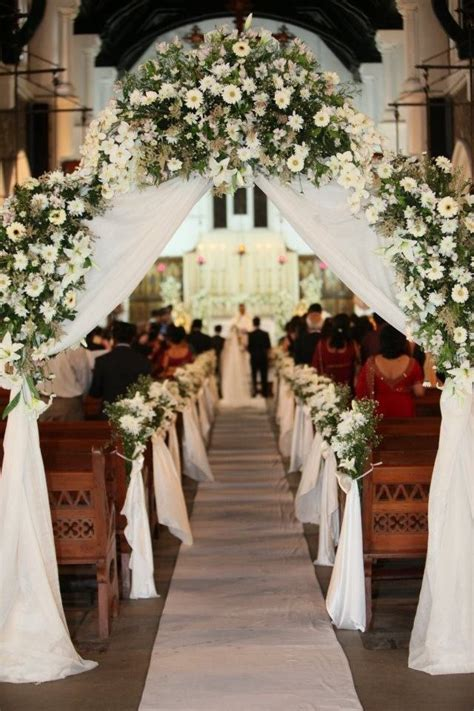 decorations for churches 25 best ideas about church wedding decorations on