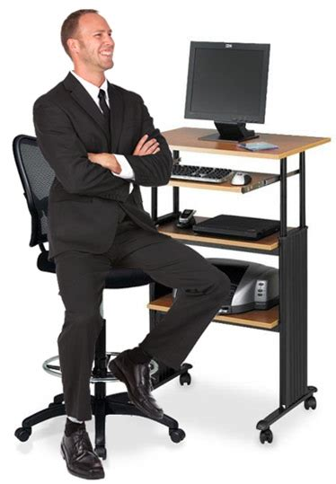 Stand Up Desk Chairs by Standing Desk Stand Up Desk Adjustable Height Desk