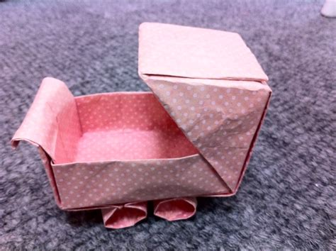 baby origami how to make an origami baby ehow invitations ideas