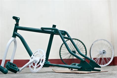 spray painting your bike how to paint a bike with pictures wikihow