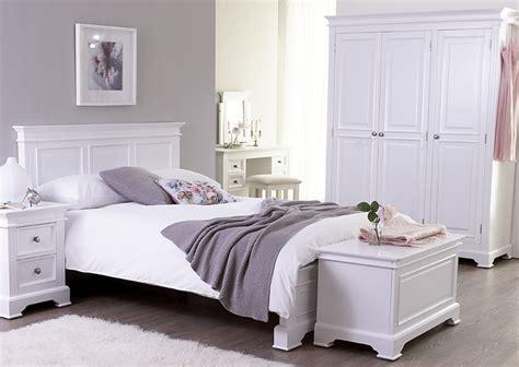 painted white bedroom furniture burford white furniture