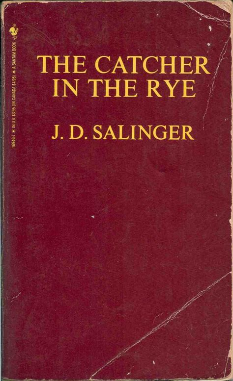 what do the in a catcher catcher in the rye and to kill a mockingbird taken out of