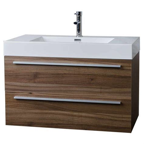 walnut vanity wall mount contemporary bathroom vanity walnut free