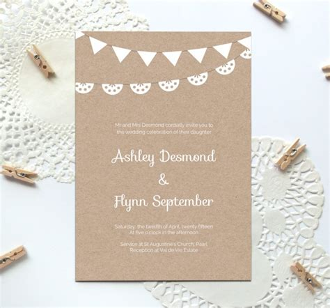invitation templates free printable 40 free must wedding templates for designers free