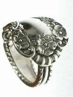 how to make spoon jewelry step by step spoon ring tutorial how to make a ring with a spoon step