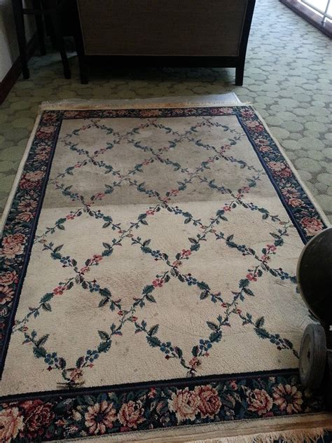 cleaning an area rug at home area rug cleaning identification guide for clients in